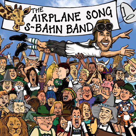 Airplane Song - S-Bahn Band