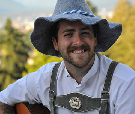 Etienne McGuigan - Guitarist