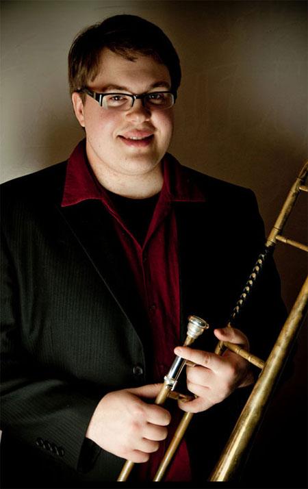 Jim Hopson - trombone, tuba, alphorn, vocals, bass
