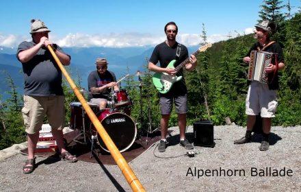 Alpenhorn Ballade
